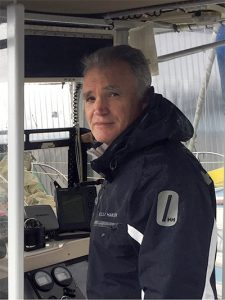 Greig Williams Land's End Marine Training Instructor